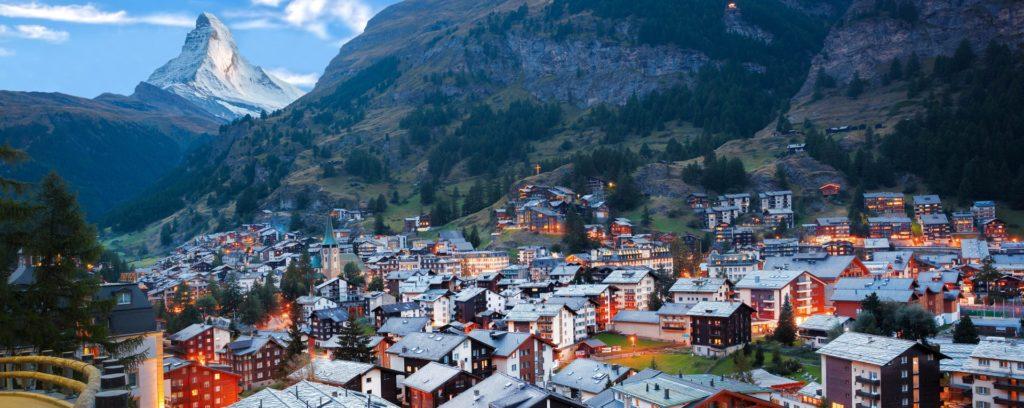 Photo Zermatt ville