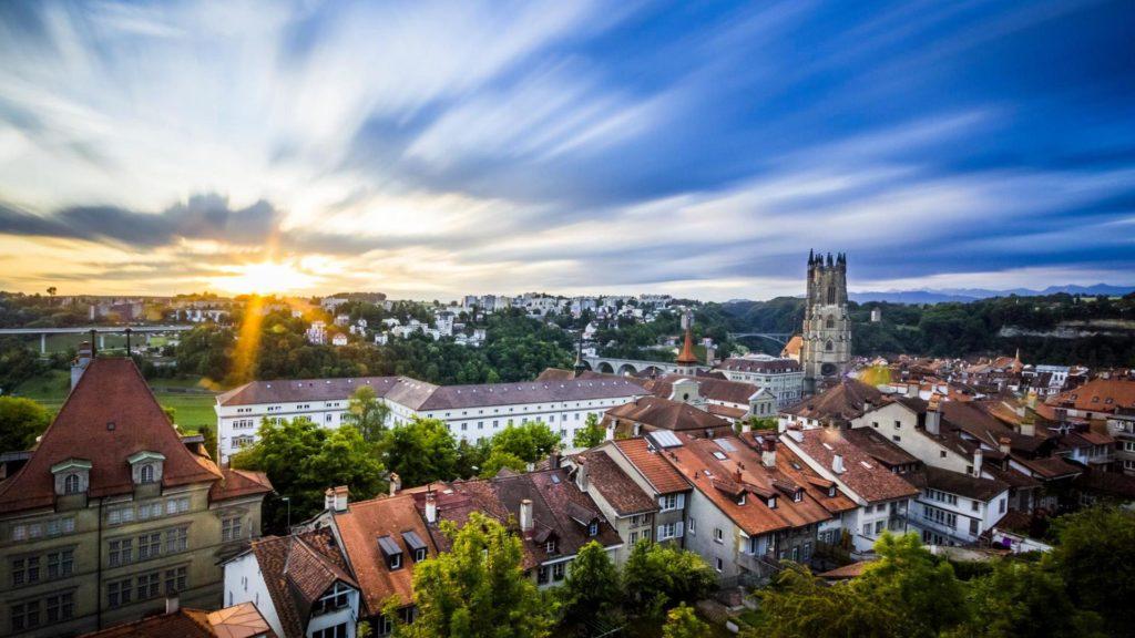 Photo ville de Fribourg